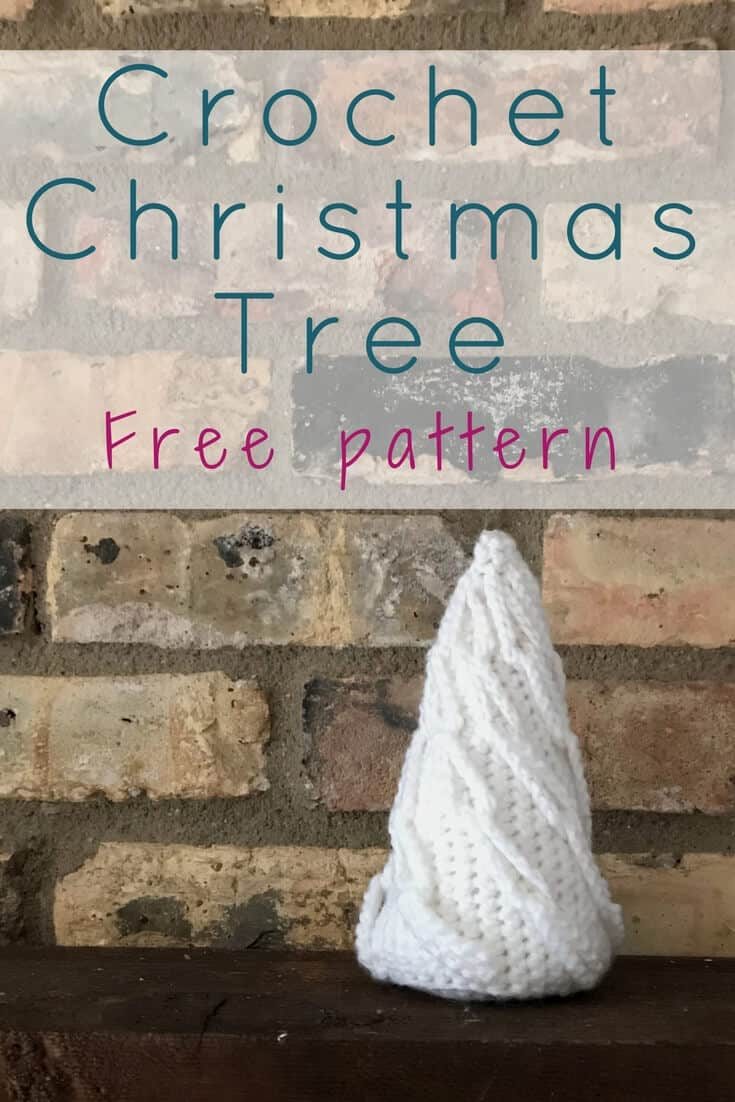 Adorable, easy to make, crochet christmas trees. Simple free crochet pattern. Get ready for the Holiday by making these adorable trees. They look great on my mantle and will be great quick gifts.