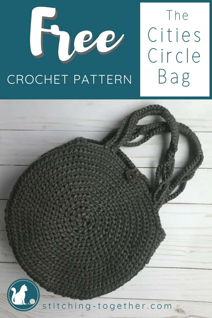 Cities Crochet Bag Patten Pin Image