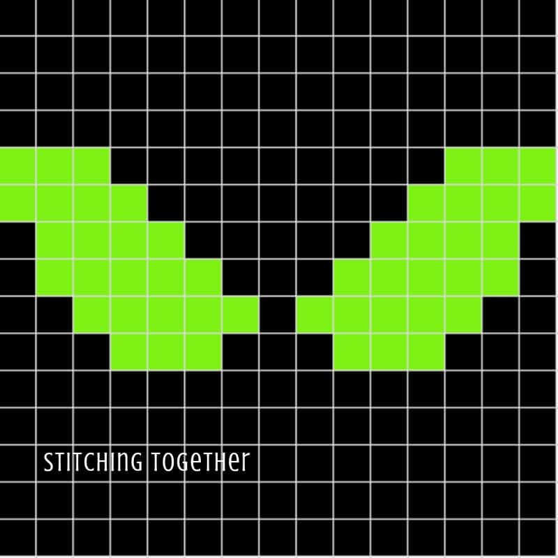 creepy green eyes graph for c2c