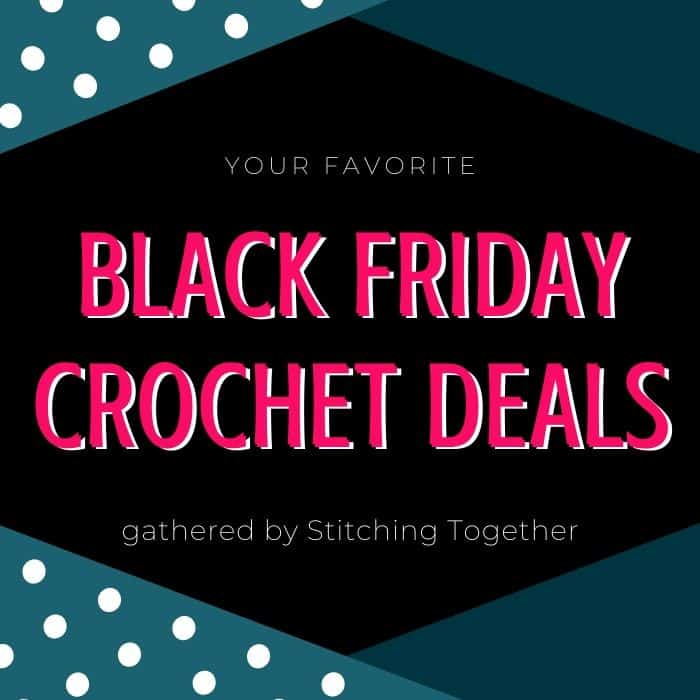 black friday crochet deals