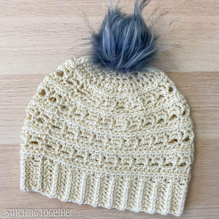 womens crochet beanie pattern
