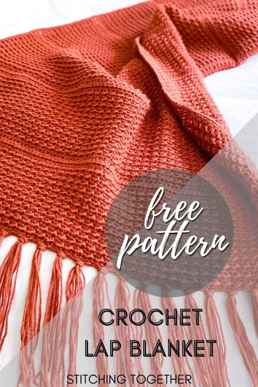 crochet throw blanket with fringe