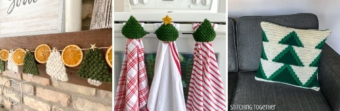 additional christmas crochet patterns
